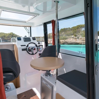 Beneteau Barracuda 8 OB